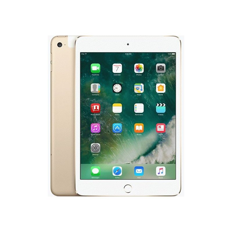 Apple iPad mini 4 32GB Wi-Fi + 4G Gold (MNWG2RK/A)