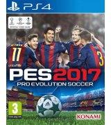 Игра Pro Evolution Soccer 2017 (PES 2017) для Sony PS 4 (русские субтитры)