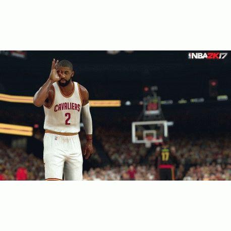 Игра NBA 2K17 для Sony PS 4 (английская версия)