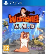 Игра Worms W.M.D для Sony PS 4 (русская версия)