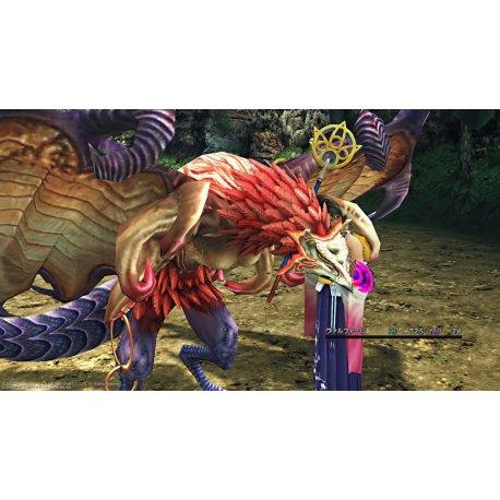 Игра Final Fantasy X | X-2 HD Remaster для Sony PS 4 (английская версия)