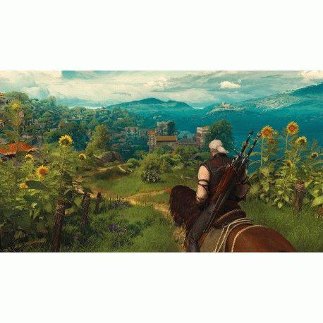 Игра Ведьмак 3 (The Witcher 3): Дикая Охота - издание Игра года для Sony PS 4 (русская версия)