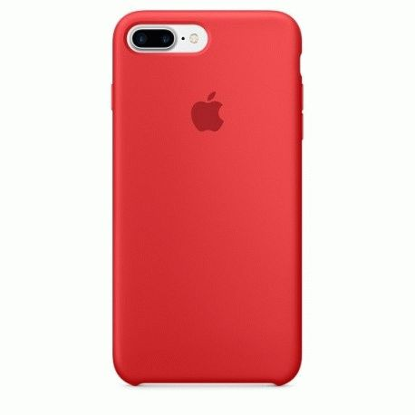 Чехол Apple iPhone 7 Plus Silicone Case (PRODUCT)RED (MMQV2ZM/A)