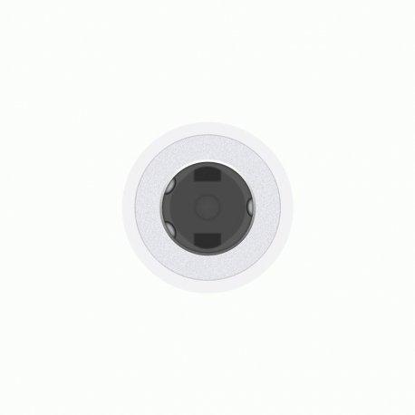 Переходник Lightning to 3.5 mm Headphone Jack Adapter (MMX62ZM/A)