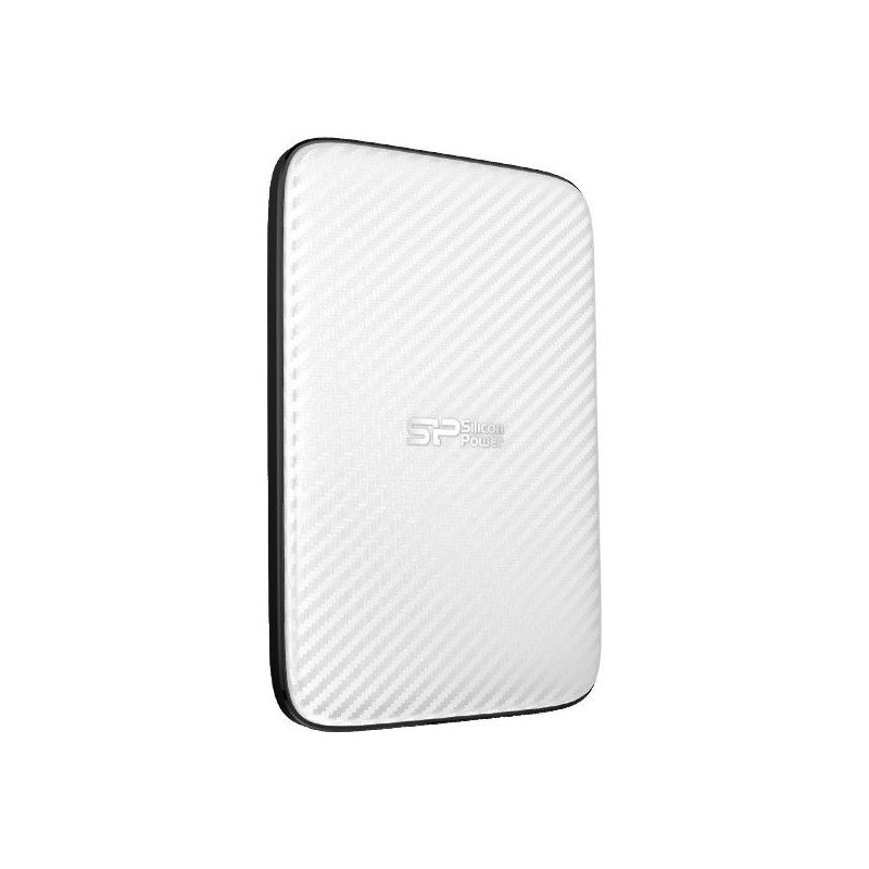 Silicon Power Diamond D20 1TB SP010TBPHDD20S3W USB 3.0 White