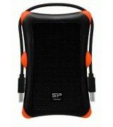 "Внешний карман Silicon Power Armor A30 для HDD 2.5"" USB 3.0 Black (SP000HSPHDA30S3K)"
