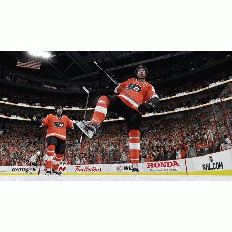 Игра NHL 17 для Sony PS 4 (русские субтитры)