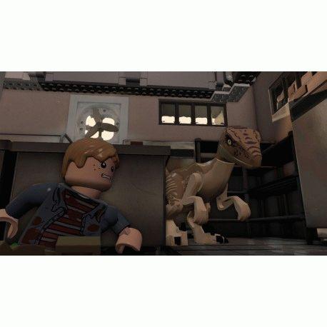 Игра LEGO Jurassic World для Microsoft Xbox One (русские субтитры)