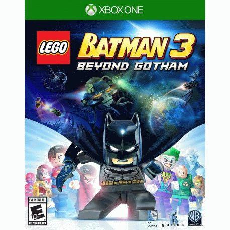 Игра LEGO Batman 3: Покидая Готэм (русские субтитры)