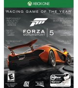 Игра Forza Motorsport 5: Racing Game of the Year Edition для Microsoft Xbox One (русская версия)