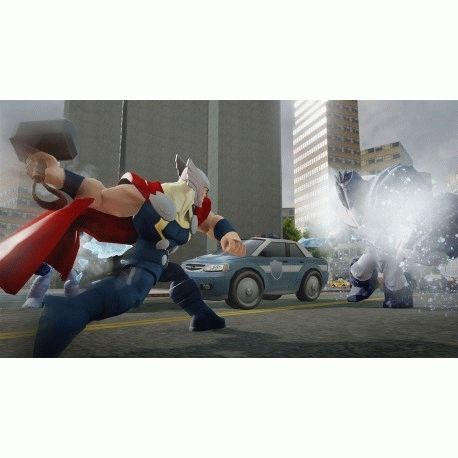 Игра Disney Infinity 2.0: Marvel Super Heroes Стартовый набор для Microsoft Xbox One (русская версия)