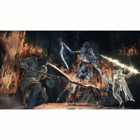 Игра Dark Souls III для Microsoft Xbox One (русские субтитры)