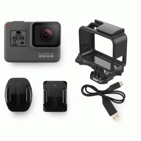 Видеокамера GoPro HERO5 Black (CHDHX-501)
