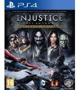 Игра Injustice: Gods Among Us Ultimate Edition для Sony PS 4 (русская версия)