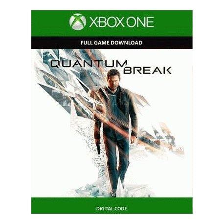 Игра Quantum Break (цифровой код) для Microsoft Xbox One (русская версия)
