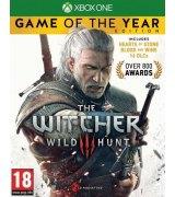 Игра Ведьмак 3 (The Witcher 3): Дикая Охота - издание Игра года для Microsoft Xbox One (русская версия)