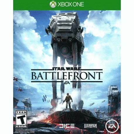 Игра Star Wars: Battlefront для Microsoft Xbox One (русская версия)