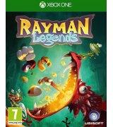 Игра Rayman Legends для Microsoft Xbox One (русская версия)