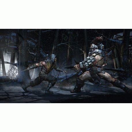 Игра Mortal Kombat XL для Microsoft Xbox One (русские субтитры)