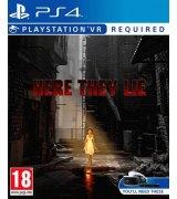 Игра Что скрывает тьма. Here They Lie (PlayStation VR) для Sony PS 4 (русская версия)