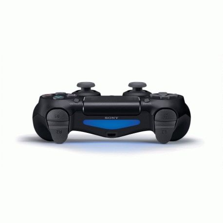 Беспроводной джойстик Dualshock 4 V2 Black (PS4)