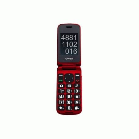 Sigma Mobile Comfort 50 Shell Duo Red