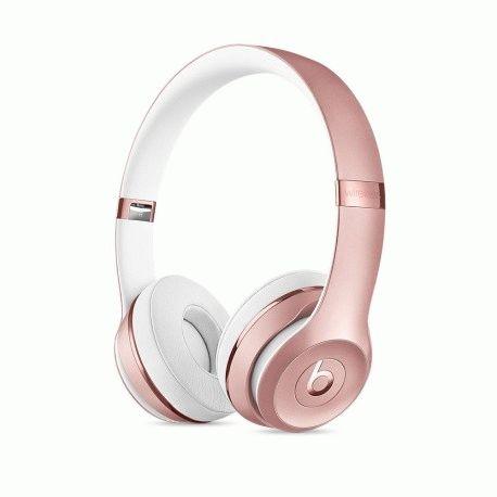 Beats Solo3 Wireless On-Ear Rose Gold (MNET2ZM/A)