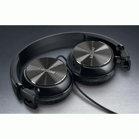 Наушники Philips SHL3850NC/00 Black