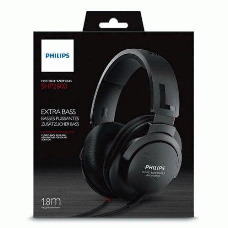 Philips SHP2600TV/10 Black