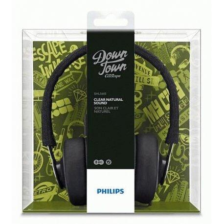 Philips CitiScape SHL5605FB/10 Mic Black