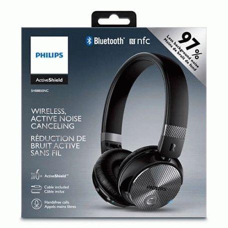 Philips SHB8850NC Wireless Black