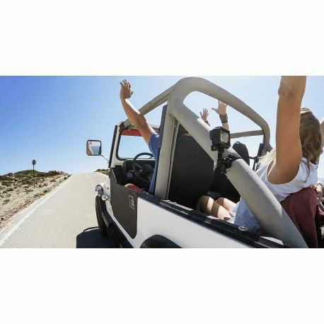 Крепление GoPro Large Tube Mount (Roll Bars + Pipes + More) (AGTLM-001)