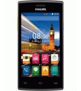 Philips S307 Dual Sim Black-Yellow