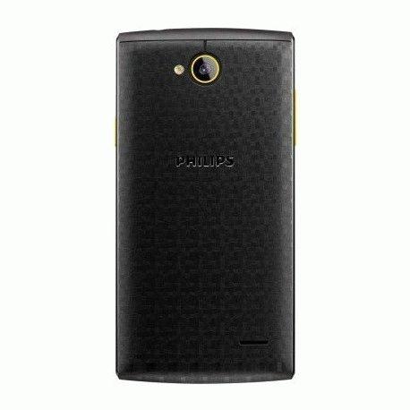 Philips S307 Dual Sim Black-Yellow