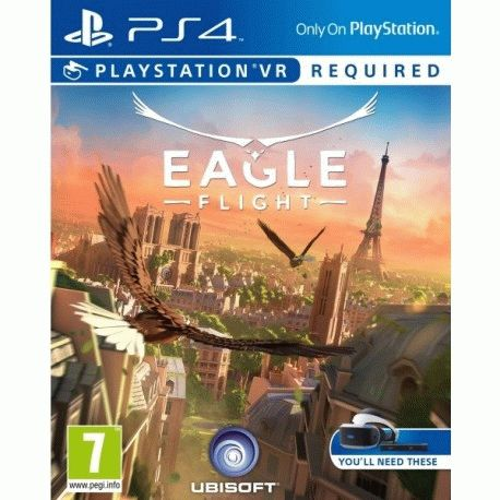 Игра Eagle Flight (PlayStation VR) для Sony PS 4 (русская версия)