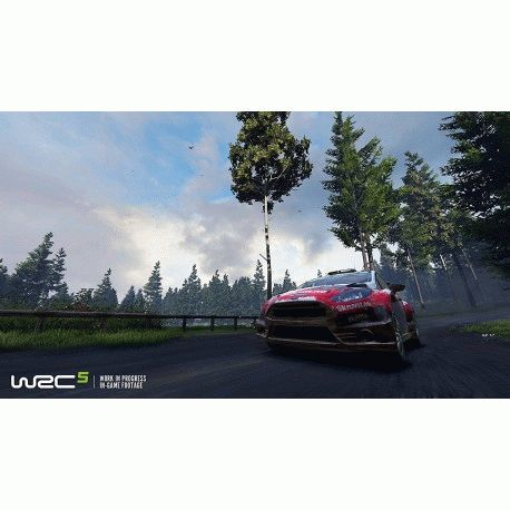 Игра WRC 5 FIA World Rally Championship для Sony PS 4 (английская версия)