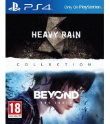 Игра Heavy Rain и Beyond: Two Souls. Коллекция для Sony PS 4 (русская и английская версии)
