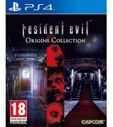 Игра Resident Evil Origins Collection для Sony PS 4 (английская версия)