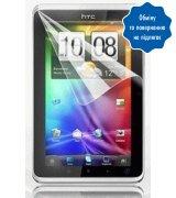 Защитная плёнка для HTC Flyer/HTC Evo View 4G глянцевая