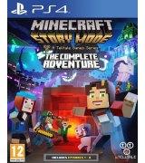 Игра Minecraft: Story Mode для Sony PS 4 (русские субтитры)