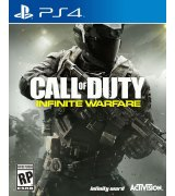 Игра Call of Duty: Infinite Warfare для Sony PS 4 (английская версия)