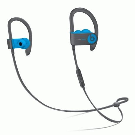 Beats Powerbeats3 Wireless Earphones Flash Blue (MNLX2ZM/A)