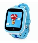 Детские телефон-часы с GPS iQwatch Q-200 (Blue)