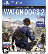 Игра Watch_Dogs 2. Deluxe Edition для Sony PS 4 (русская версия)