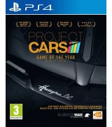 Игра Project Cars - Game of the Year Edition для Sony PS 4 (русские субтитры)