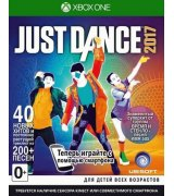 Игра Just Dance 2017 для Microsoft Xbox One (русская версия)