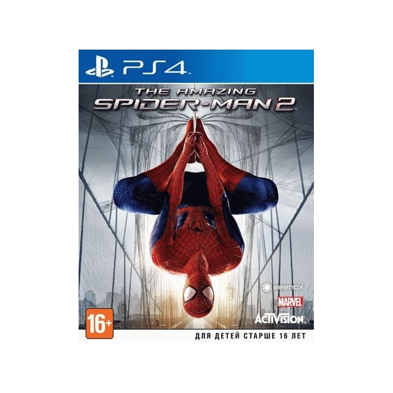 Игра The Amazing Spider-Man 2 для Sony PS 4 (английская версия)