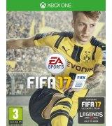 Игра FIFA 17 для Microsoft Xbox One (русская версия)