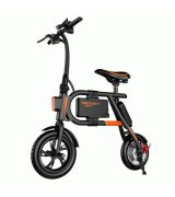 Электровелосипед Inmotion E-Bike P1 Black-Gold (High Version) (IM-EBP1-HVBG)
