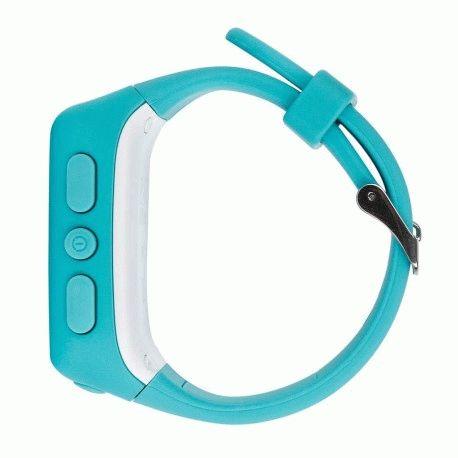 Детские телефон-часы с LBS-трекером Elari KidPhone Blue (KP-1BL)